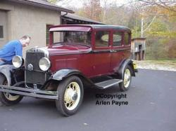 Plymouth Model 30U 1930 #8