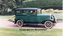 Plymouth Model 30U 1930 #9