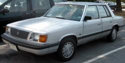 1989 Plymouth Reliant