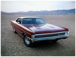 Plymouth Sport Fury #6