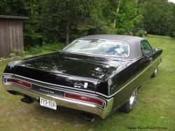 Plymouth Sport Fury #7