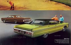 Plymouth Sport Fury #8