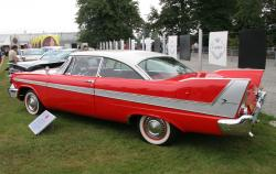 Plymouth Sport Fury #9