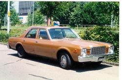 Plymouth Volare 1978 #9