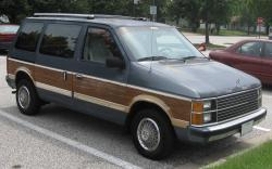 Plymouth Voyager LE #18
