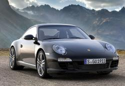 Porsche 911 Carrera Black Edition #42