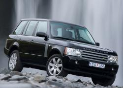 Range Rover shows the class in the range of full-sized luxury Land Rover 2008 SUVs #9