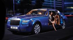 Rolls-Royce Phantom Coupe 2014 #14