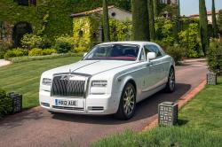 Rolls-Royce Phantom Coupe 2014 #11