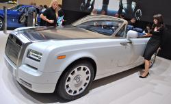 Rolls-Royce Phantom Drophead Coupe 2014 #7