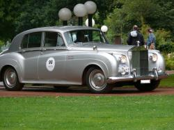 Rolls-Royce Silver Cloud II #11