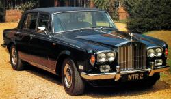 Rolls-Royce Silver Shadow #11