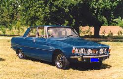 Rover 2000 Series 1968 #6