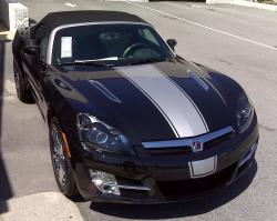 Saturn Sky Carbon Flash SE #9