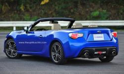 Scion FR-S Convertible 2014 #11