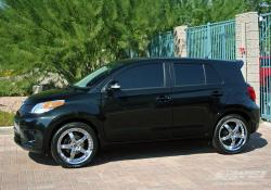 Scion xD 2009 #8