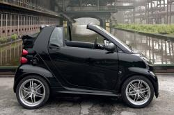 smart fortwo BRABUS cabriolet #14