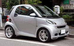 smart fortwo BRABUS coupe #16