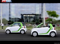 smart fortwo electric drive coupe #24