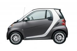 smart fortwo passion coupe #23