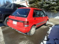 Subaru Justy Base #12