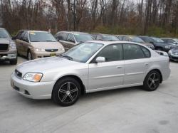 Subaru Legacy L 35th Anniversary Edition #27