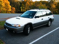 Subaru Legacy Outback Limited 30th Anniversary #22
