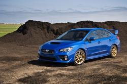 Subaru WRX STI Launch Edition #15
