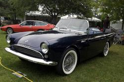 Sunbeam Alpine 1960 #7