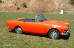 Sunbeam Alpine 1960 #8