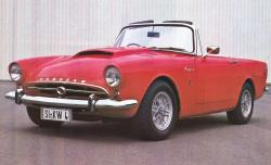 Sunbeam Alpine 1965 #6