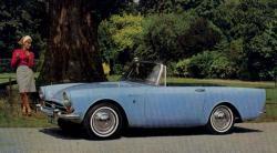 Sunbeam Alpine 1966 #8