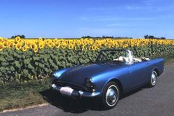 Sunbeam Alpine 1966 #9