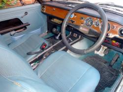 Sunbeam Alpine 1970 #10
