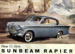 Sunbeam Rapier #12