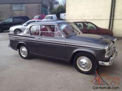 Sunbeam Rapier 1962 #10