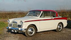 Sunbeam Rapier 1962 #8