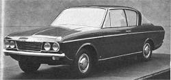 Sunbeam Rapier 1964 #9