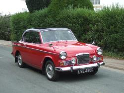 Sunbeam Rapier 1966 #9