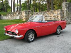 Sunbeam Tiger 1966 #9
