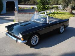 Sunbeam Tiger 1967 #11