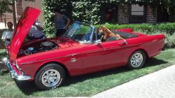 Sunbeam Tiger 1967 #8