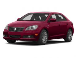 Suzuki Kizashi Sport GTS Leather 4dr Sedan #12