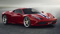 The Engine of the Year in Ferrari 2013 458 Speciale  #10