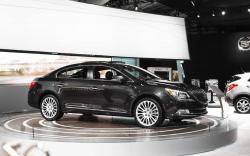 The world premiere of Buick 2014 LaCrosse sedan in New York #9