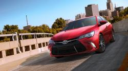 Toyota 2015 Camry Changes only in the best side! #5