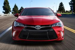 Toyota 2015 Camry Changes only in the best side! #6