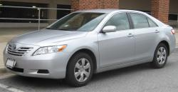 Toyota Camry LE #10