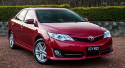 Toyota Camry proved to be the top selling Toyota 2013 models #8