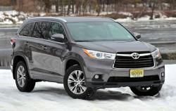 Toyota 2014 Highlander encapsulating Comfort and reliability #7